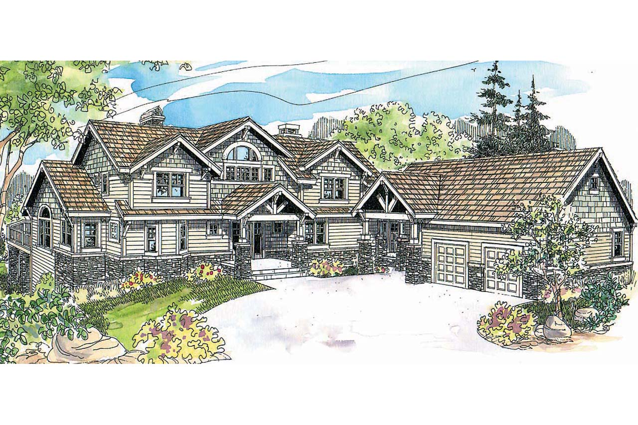 Featured House Plan of the Week, Bungalow Home Plan, Colorado 30-541
