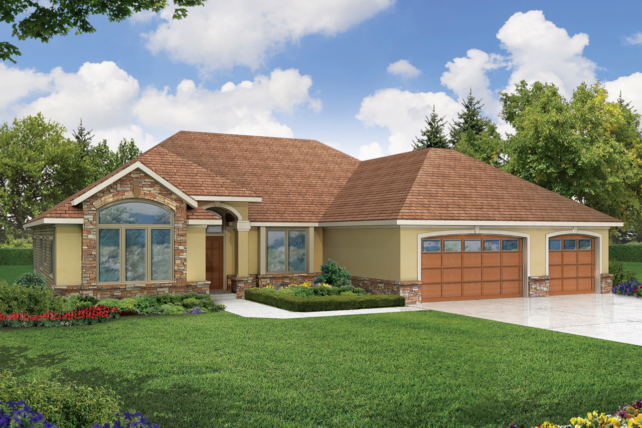 Featured House Plan of the Week, Contemporary Home Plan, Palermo 30-160