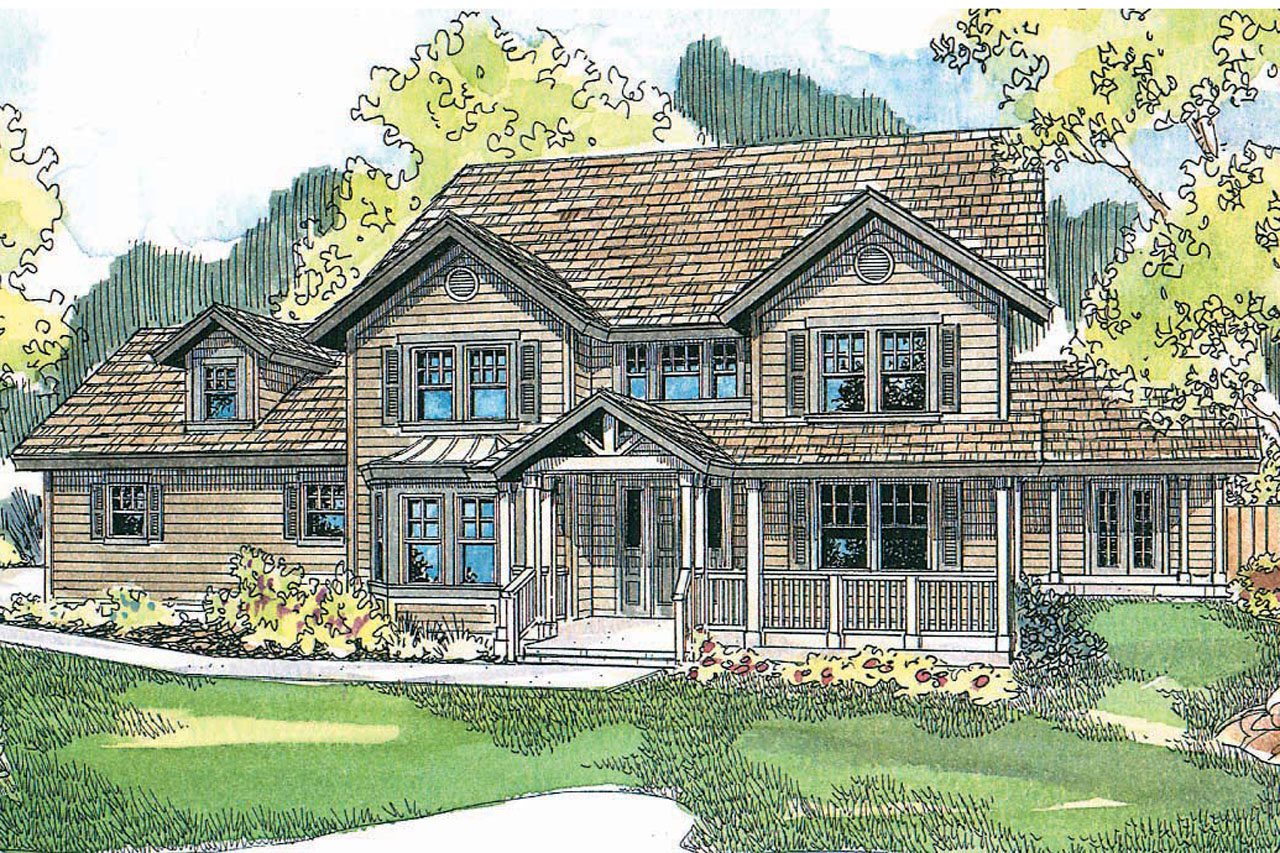 Featured House Plan of the Week, Eganville 30-428, Country Home Plan
