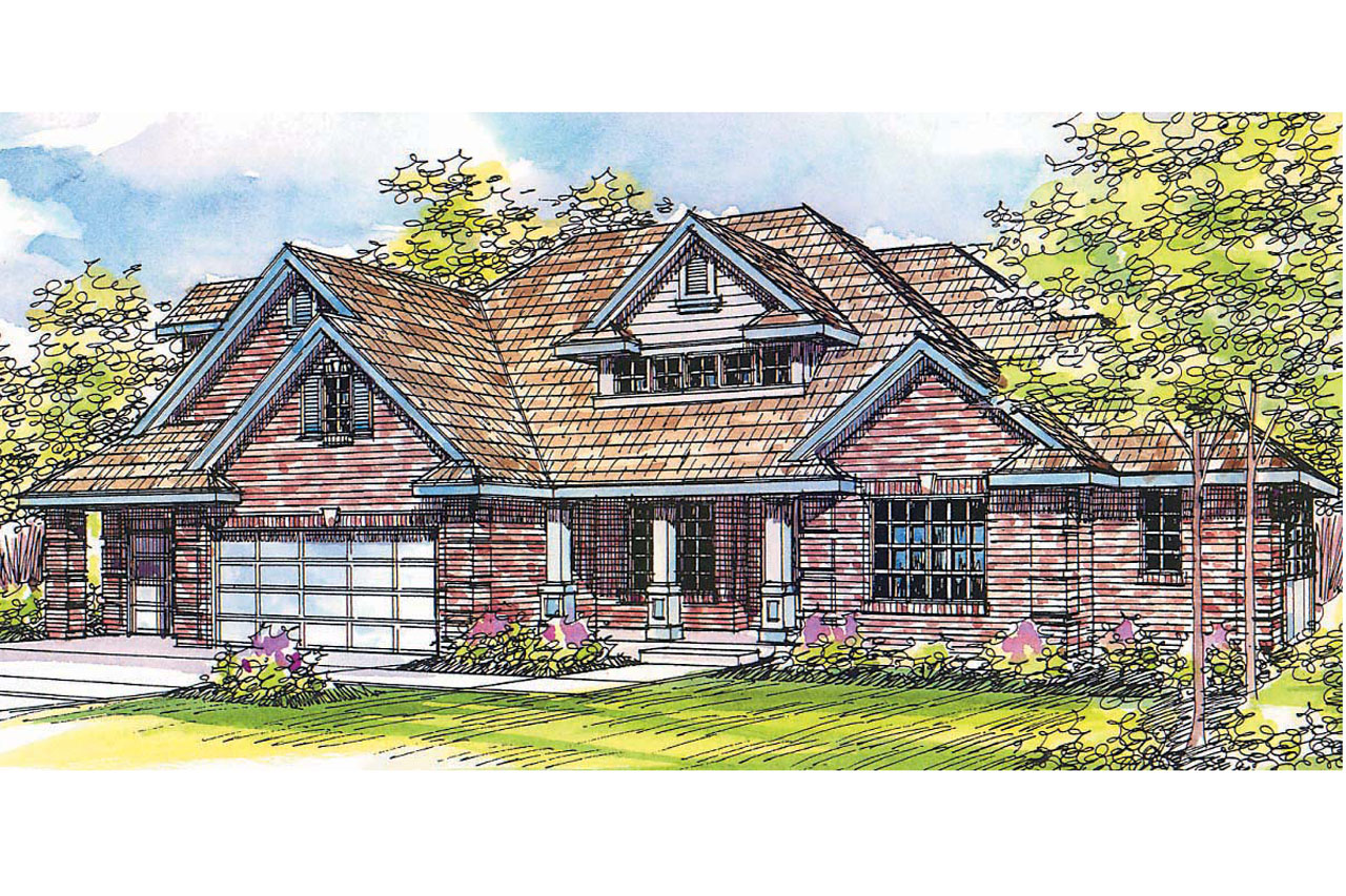 Featured House Plan of the Week, Craftsman Home Plan, Hearthside 10-350