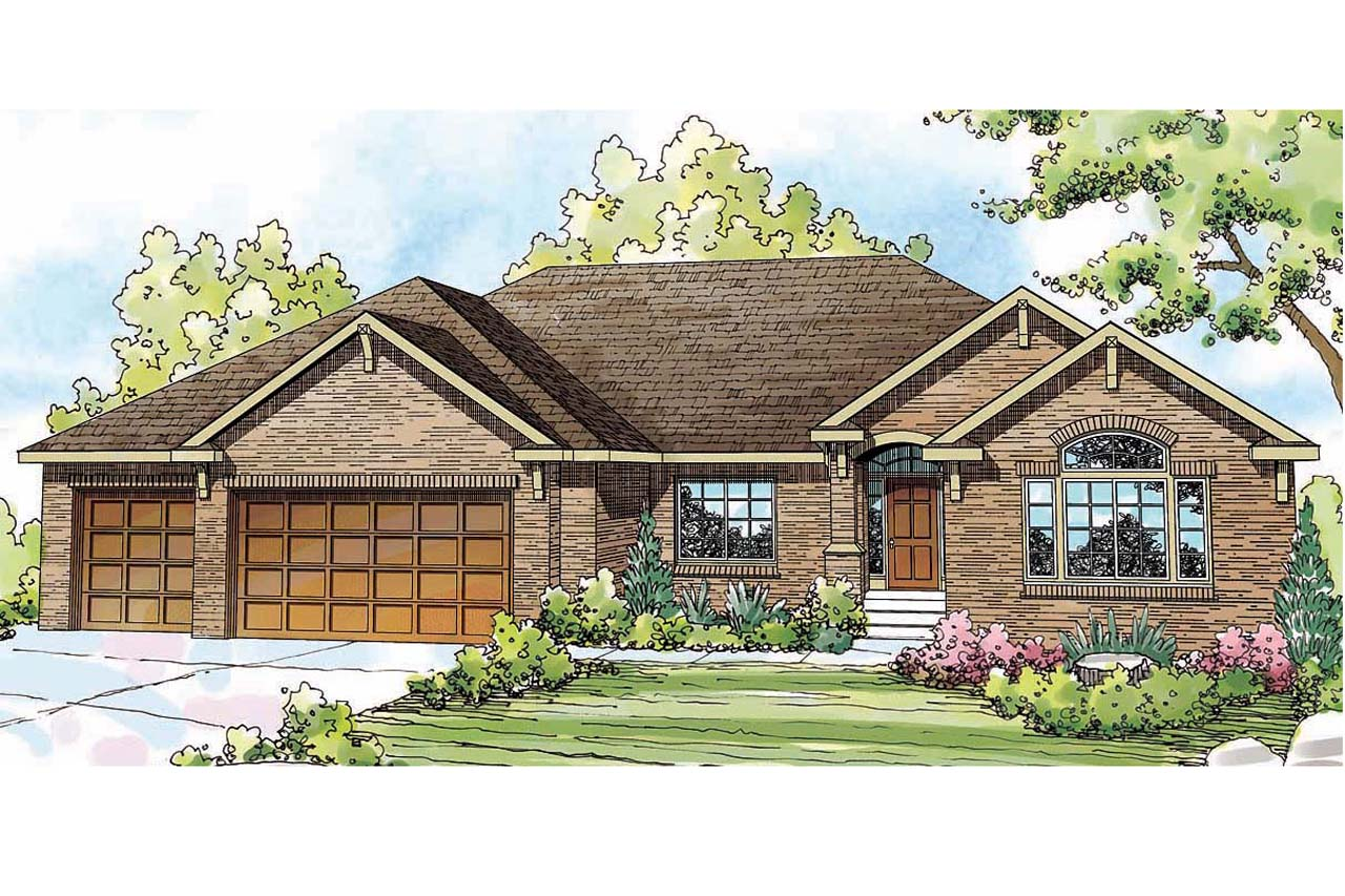 Featured House Plan of the Week, Georgian Home Plans, Southern House Plans, Lupine 30-747